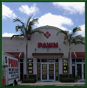 Fassst Cash Pawn Shop in Boynton Beach, Florida Store Front